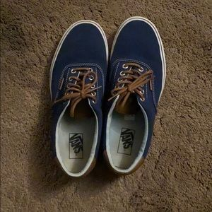 Vans Off the Wall shoes. Era 59 skate shoe Size 9